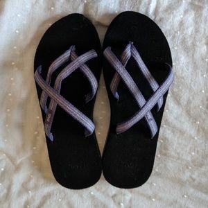 Teva Olowahu Sandals Women's Size 9 EUC